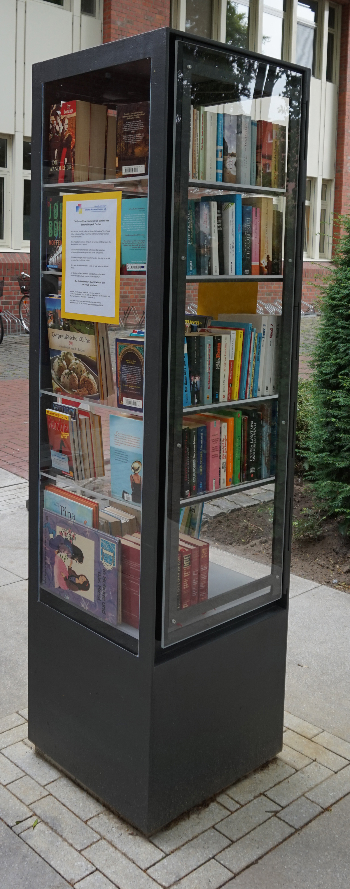 Coesfelder Bücherschrank